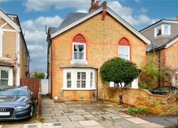 Thumbnail 4 bed detached house to rent in Munster Road, Teddington