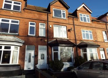 Thumbnail 1 bed terraced house to rent in George Road, Erdington, Birmingham