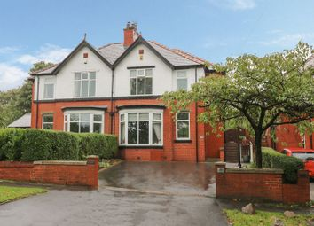 Thumbnail 4 bed semi-detached house for sale in Starling Road, Radcliffe, Manchester
