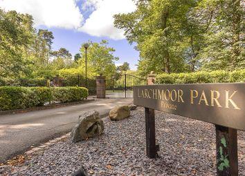 Thumbnail 1 bed flat for sale in Larchmoor Park, Gerrards Cross Road, Stoke Poges, Buckinghamshire