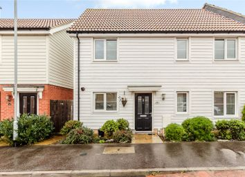 Thumbnail 2 bed semi-detached house for sale in Montague Street, Basildon, Essex