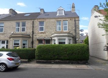 Thumbnail 4 bed maisonette to rent in Park Crescent, North Shields