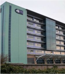 Thumbnail Office to let in 4M, Chicago Avenue, Manchester Airport, Manchester