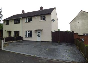 Thumbnail 3 bedroom semi-detached house for sale in Churchill Road, Bentley, Walsall, West Midlands