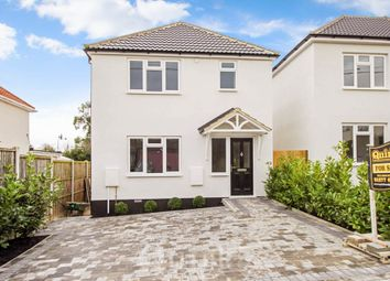 Thumbnail 3 bed detached house for sale in The Rising, Billericay