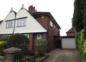 Thumbnail 3 bed semi-detached house for sale in High Lane, Burslem, Stoke-On-Trent