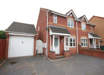 Thumbnail 2 bed semi-detached house to rent in Simeon Bissell Close, Tipton