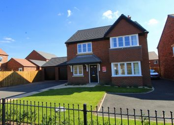 Thumbnail 4 bed detached house for sale in Rose Way, Edwalton, Nottingham