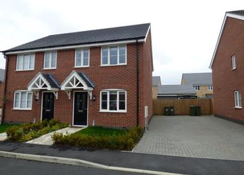 Thumbnail 2 bed semi-detached house for sale in Poppy Close, Countesthorpe, Leicester, Leicestershire