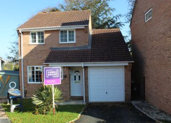 3 bed detached house for sale in Beare Close, Plymouth PL9