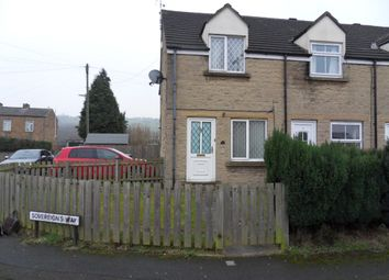 Thumbnail 2 bed terraced house to rent in Sovereigns Way, Dewsbury, West Yorkshire