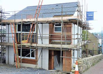 Thumbnail 3 bed detached house for sale in New Build, Plot 2, Lon Pitar, Water Street, Penygroes, Caernarfon