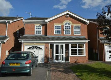 Thumbnail 4 bed detached house for sale in Benskyn Close, Countesthorpe, Leicester