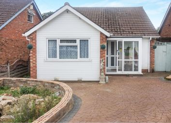 Thumbnail 2 bed detached bungalow for sale in Firsview Drive, Northampton