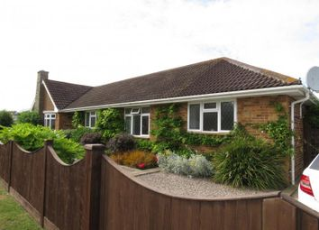 Thumbnail Bungalow for sale in Manor Way, Hayling Island