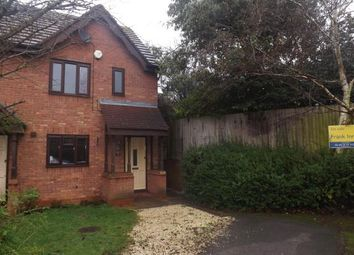 Thumbnail 2 bed semi-detached house for sale in Lindale Close, Gamston, Nottingham, Nottinghamshire