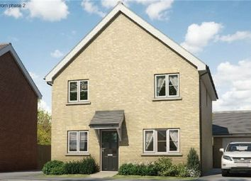 Thumbnail 4 bed detached house for sale in The Wagtail At Chiswell Place, New Cardington, Bedfordshire