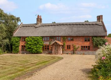 4 bed detached house for sale in Bengate, Worstead, North Walsham NR28