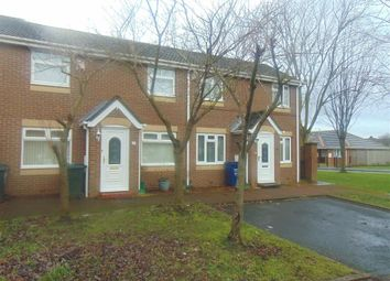 Thumbnail 2 bed terraced house for sale in Shawdon Close, Westerhope, Newcastle Upon Tyne