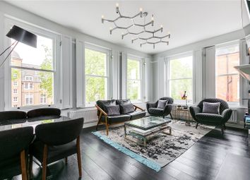 Thumbnail 3 bed flat for sale in Churchfield Mansions, 321-345 New Kings Road, Parsons Green, London