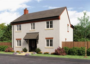 "Thumbnail 4 bedroom detached house for sale in ""Wells"" at Luke Lane, Brailsford, Ashbourne"