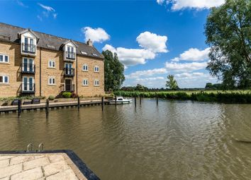 Thumbnail 3 bed town house for sale in Enderbys Wharf, London Road, St. Ives, Huntingdon