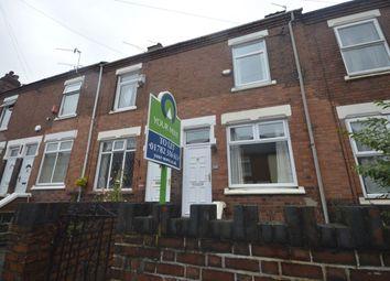 Thumbnail 2 bedroom terraced house to rent in Cromartie Street, Dresden, Stoke-On-Trent