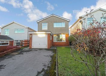 Thumbnail 3 bed detached house for sale in North Street, Beaufort, Ebbw Vale