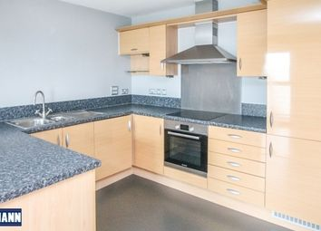 Thumbnail 2 bedroom flat to rent in Lightermans Way, Greenhithe
