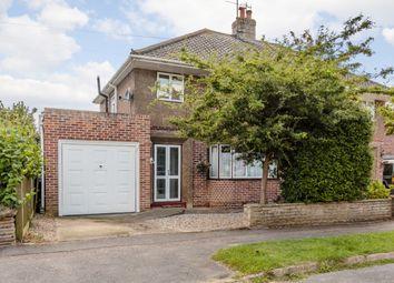 Thumbnail 3 bed semi-detached house for sale in Oaklands Way, Tonbridge, Kent