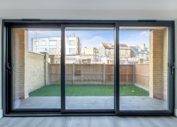 Thumbnail 3 bed flat for sale in Brownlow Road, London