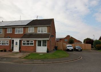 Thumbnail 3 bed end terrace house for sale in Oundle Drive, Moulton, Northampton