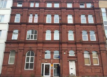 Thumbnail 1 bedroom flat for sale in Marsh Street, Walsall, West Midlands
