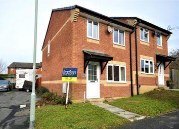 Thumbnail 3 bed semi-detached house to rent in Naseby Drive, Heathfield, Newton Abbot, Devon