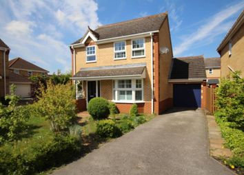 Thumbnail 3 bed detached house for sale in Cranwells Way, Little Thetford, Ely