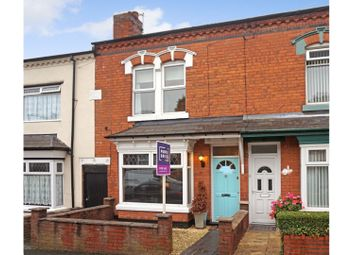 Thumbnail 2 bed terraced house for sale in Katherine Road, Smethwick