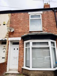 Thumbnail 2 bed terraced house for sale in Newstead Street, Hull