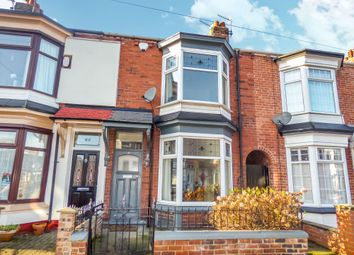 Thumbnail 3 bed terraced house for sale in Addison Road, Middlesbrough