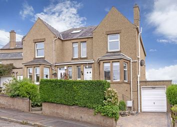 Thumbnail 3 bed semi-detached house for sale in 16 Belgrave Gardens, Corstorphine