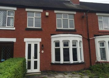 Thumbnail 3 bed terraced house to rent in 3 Bedroom Family Home, Kenpas Highway, Coventry