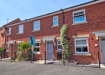Thumbnail 3 bed town house for sale in Welland Road, Hilton, Derby
