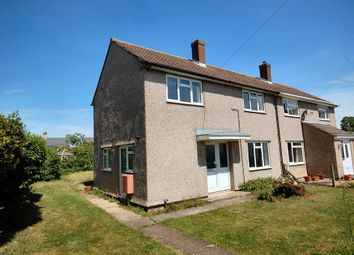 Thumbnail 3 bedroom semi-detached house to rent in Martindale Way, Sawston, Cambridge