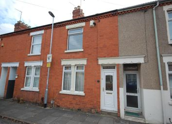 2 bed terraced house to rent in Sunderland Street, St James, Northampton NN5