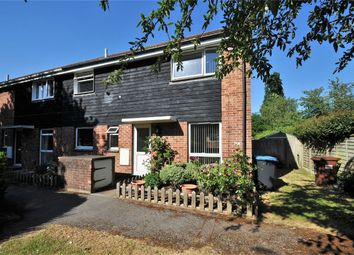 Thumbnail 3 bed end terrace house for sale in Pelham Court, Welwyn Garden City, Hertfordshire