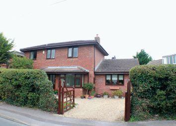 Thumbnail 4 bed detached house for sale in Hamble Park, Fleet End Road, Warsash, Southampton