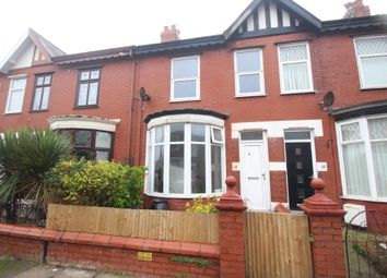 Thumbnail 2 bedroom terraced house to rent in Wood Park Road, Blackpool