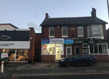 Thumbnail Retail premises for sale in Blackpool Road, Poulton-Le-Fylde