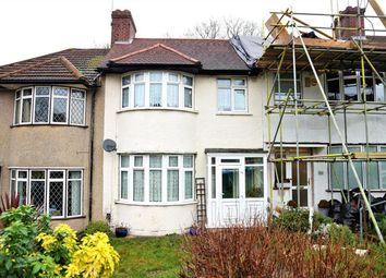 Thumbnail 3 bed terraced house for sale in Moordown, Shooters Hill, London