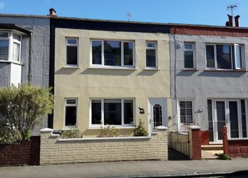 Thumbnail 3 bed terraced house for sale in Cavendish Road, Felixstowe