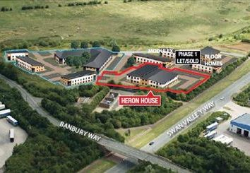 Thumbnail Office for sale in Swan Valley Office & Innovation Centre, Swan Valley, Northampton